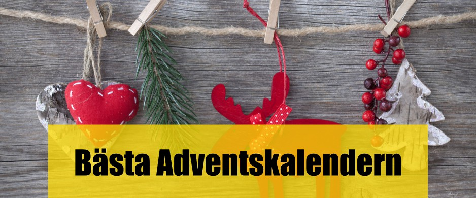 Bäst adventskalender