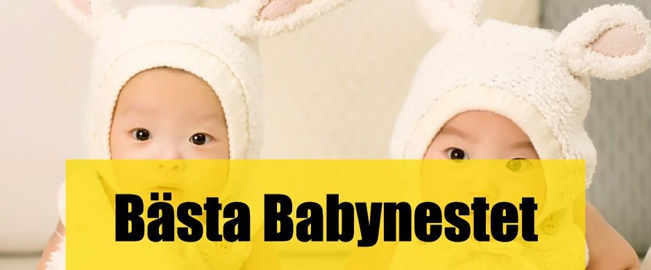 Bäst babynest