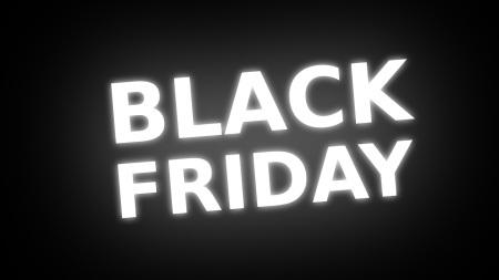 Erbjudande på Black friday