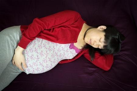 Bra med en extra skön kudde när man är gravid.