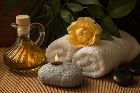 Pröva att få massage med en massagedyna