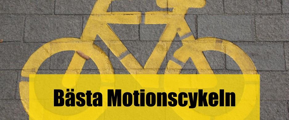 Bäst motionscykel