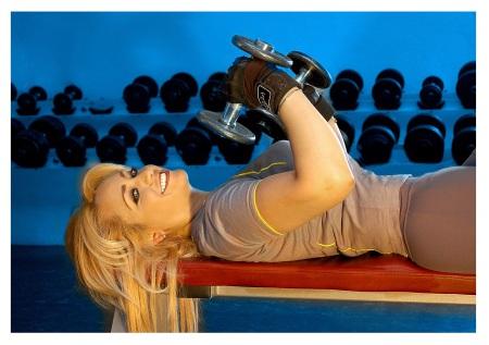 Träna med en bra träningsbänk hemma