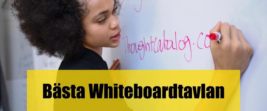 Bäst whiteboardtavla
