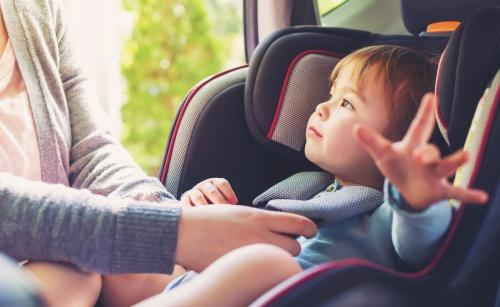 Säkerheten främst vid köp av bilstolar.