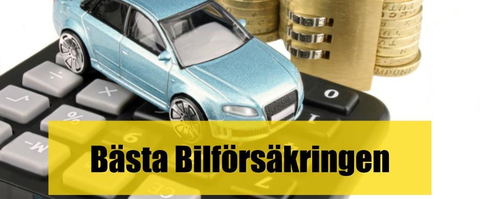 Bäst bilförsäkring