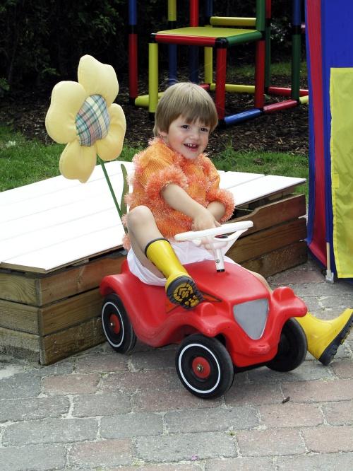 Bobby Car - en mycket populär sparkbil