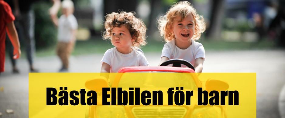 Bäst Elbil till barn