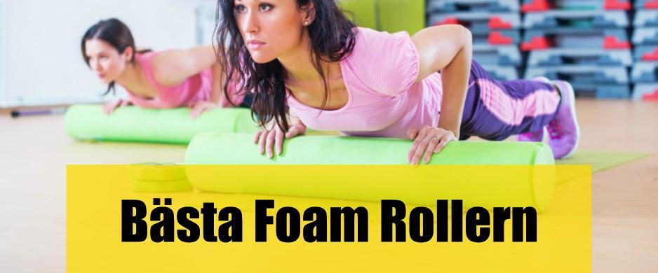 Bäst Foam roller