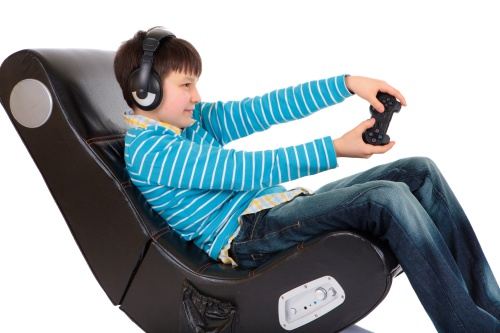 Gamingstol junior