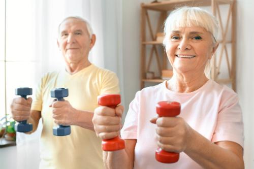 Fördelar med hantlar som träningsredskap