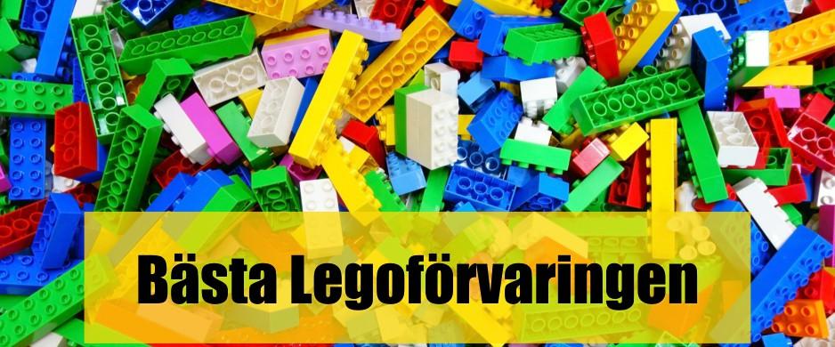 Bäst Legoförvaring