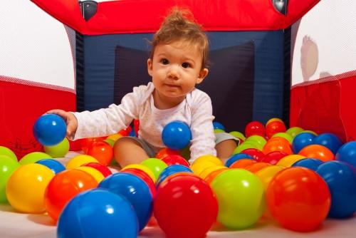 lekhagen blir en populär plats där barnet känner trygghet och trivs med att vara.
