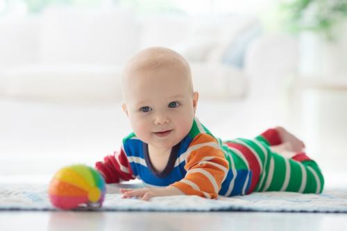 Lekmattor för barn och bebisar
