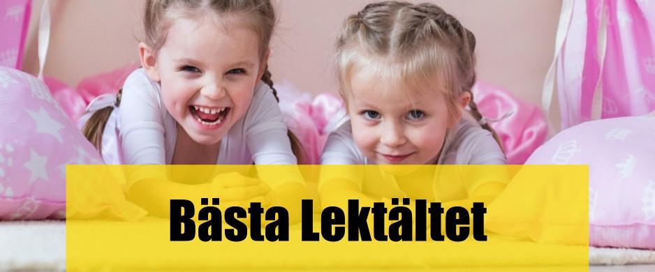 Bäst Lektält för barnrum 2020 — Tält för barn, inne & utomhus.