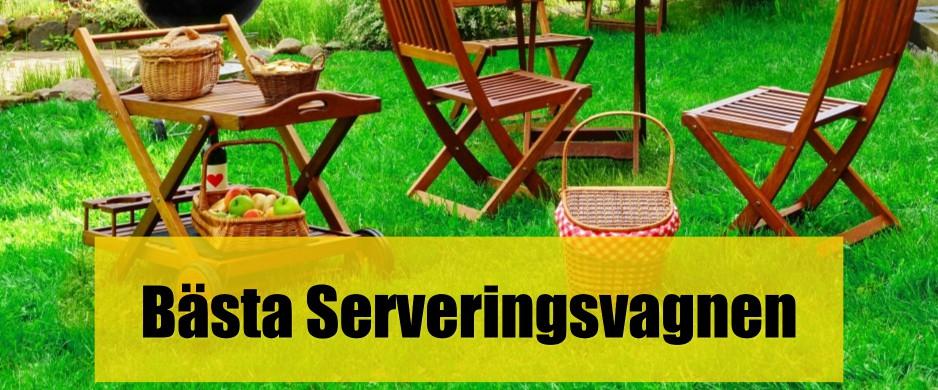 Bäst Serveringsvagn