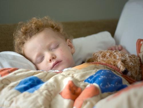 Sov gott med en sovorm