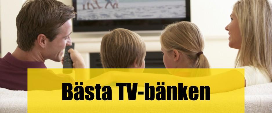 Bäst TV-bänk