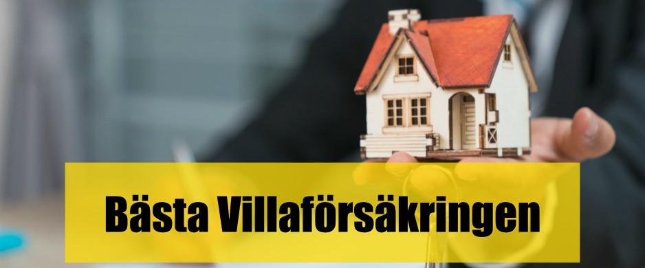 Bäst villaförsäkring