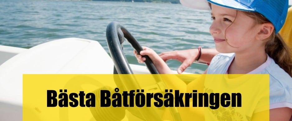 Bäst båtförsäkring