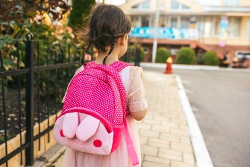 Att välja ryggsäck till sitt barn