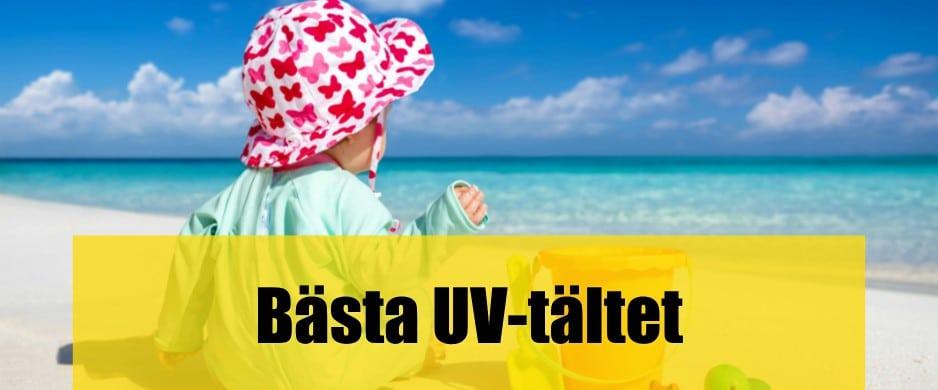 Bäst UV-tält