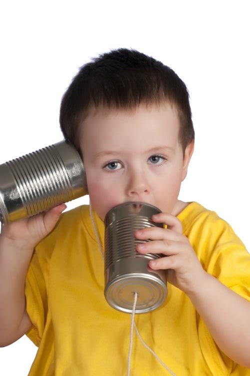 Att köpa walkie talkie till barnen