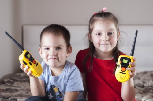 walkie talkies för barn