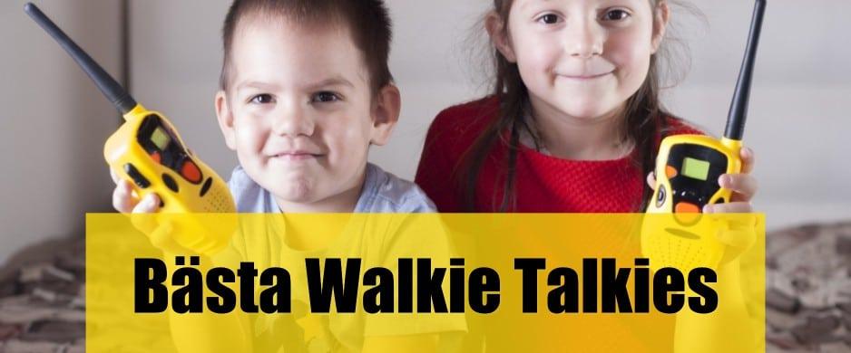 Bäst Walkie-Talkie