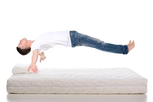 Sov gott med rätt madrass