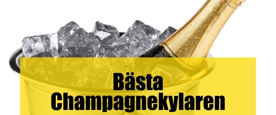 Bäst Champagnekylare