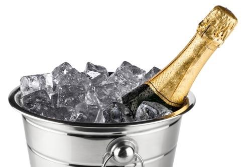 Att köpa en champagnekylare