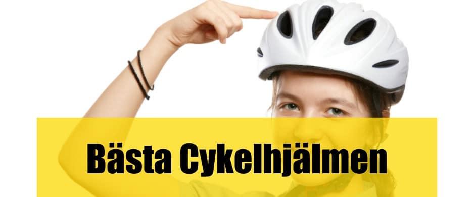 Bäst cykelhjälm för barn