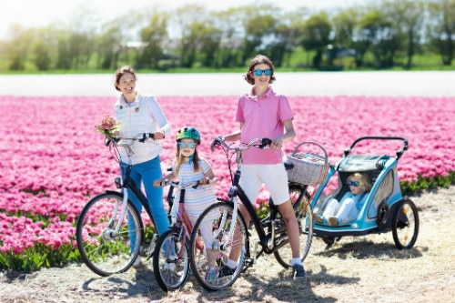 Att köpa en cykelvagn