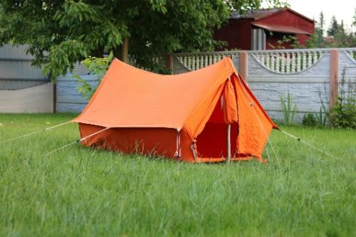 Konsten att välja tält