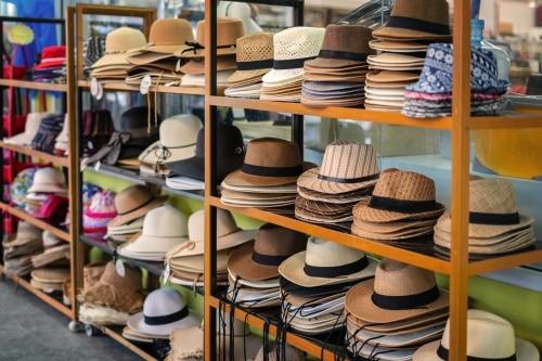 Vem behöver en hatthylla?