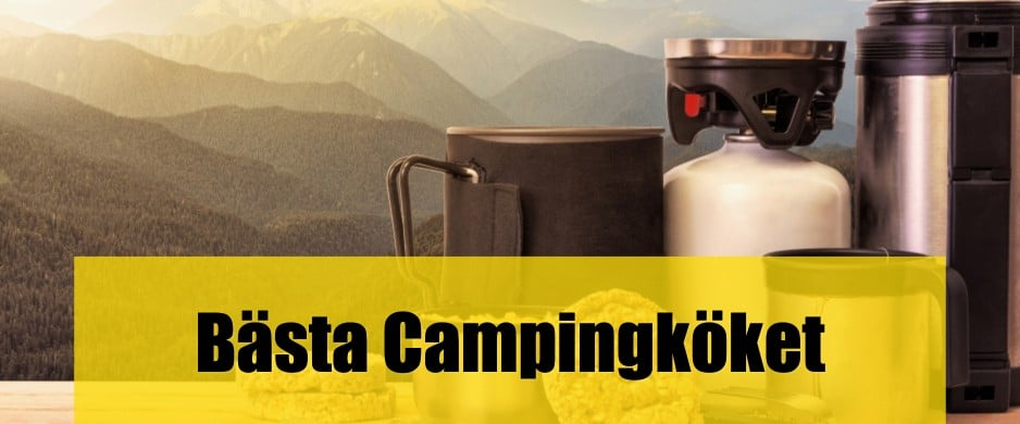 Bäst Campingkök