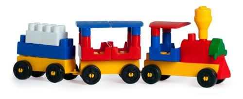 Att köpa tåg till barnen