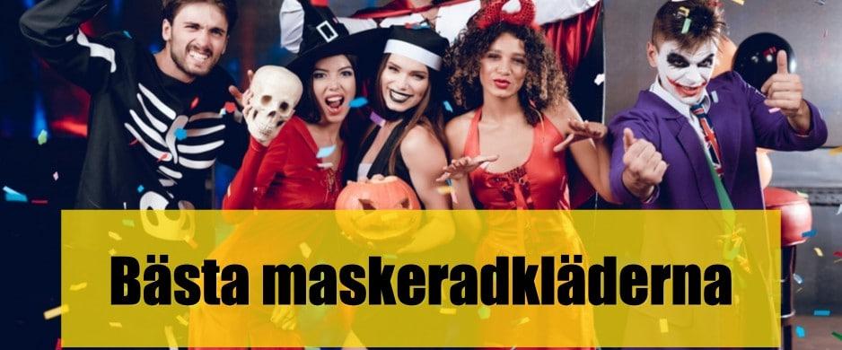 Bäst Maskeradkläder