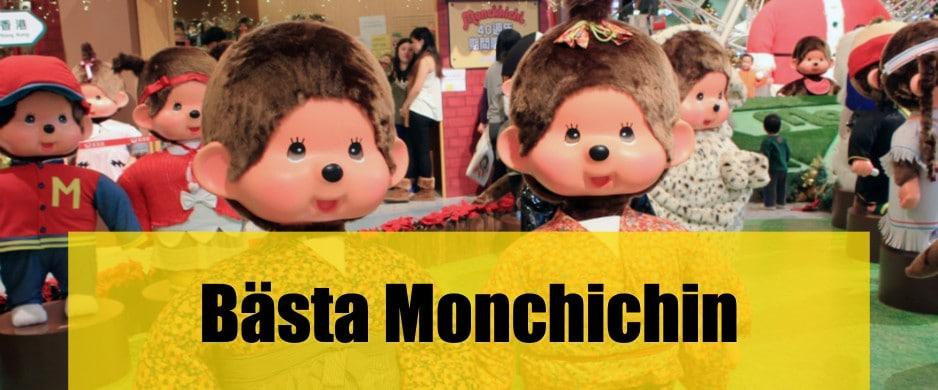 Bäst monchichi