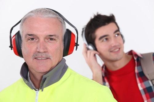 Att köpa hörselskydd