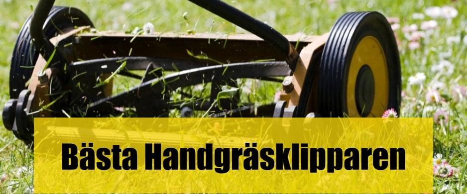 Bäst Handgräsklippare