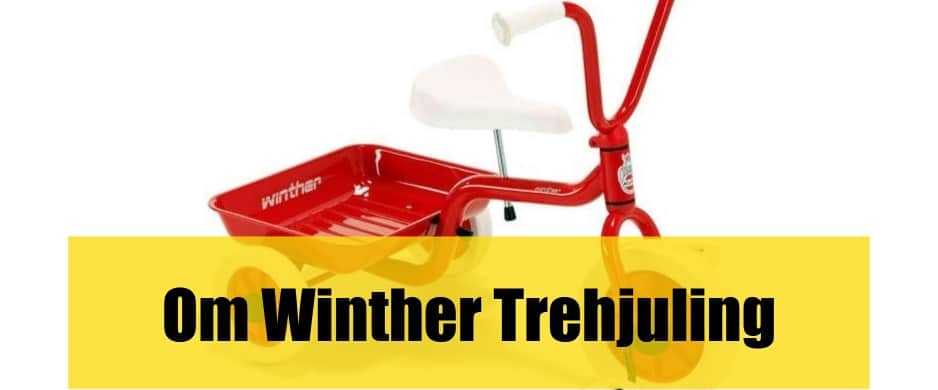 Winther trehjuling