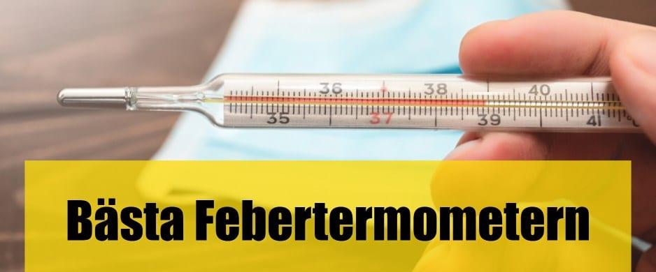 Bäst Febertermometer