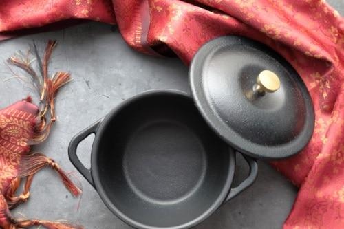 Stekgrytor att laga god mat i