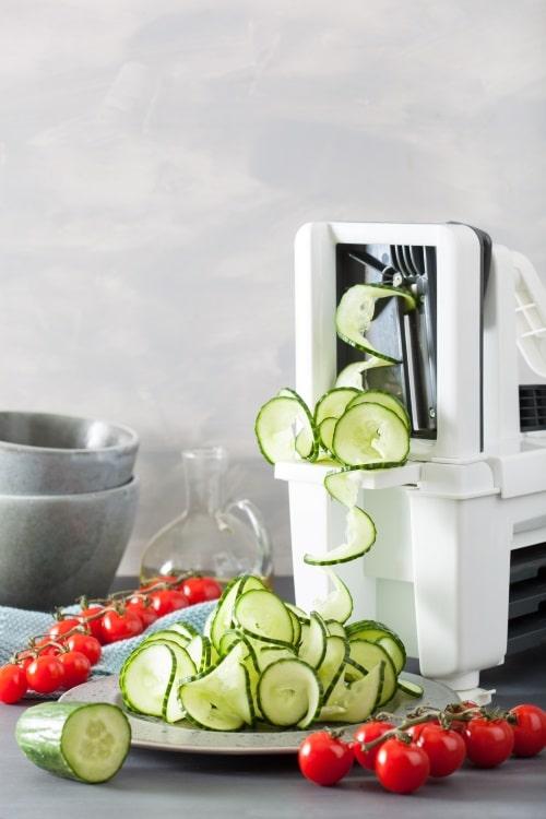 En grönsakssvarv i varje kök