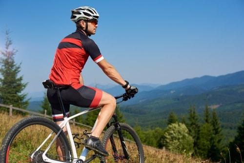 Hybridcykel - en hybrid mellan en racercykel och en mountainbike