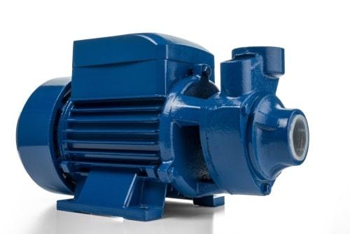 Maxtryck och lyfthöjd hos hydroforpumpar