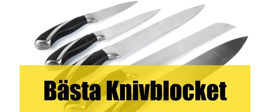Bäst Knivblock