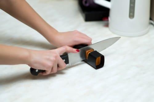 bibehåll dina knivars kvalitet